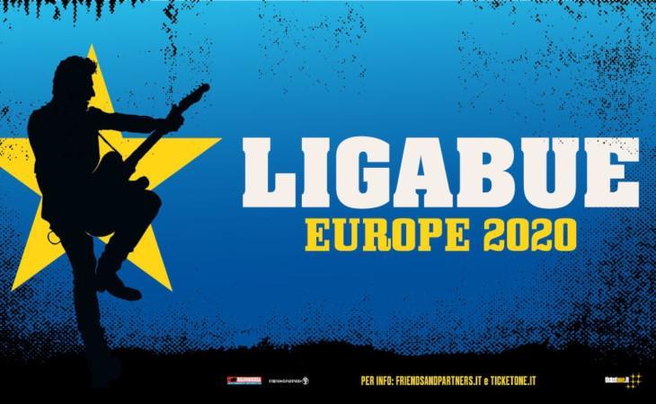 Ligabue: rimandate le date del tour Europe 2020