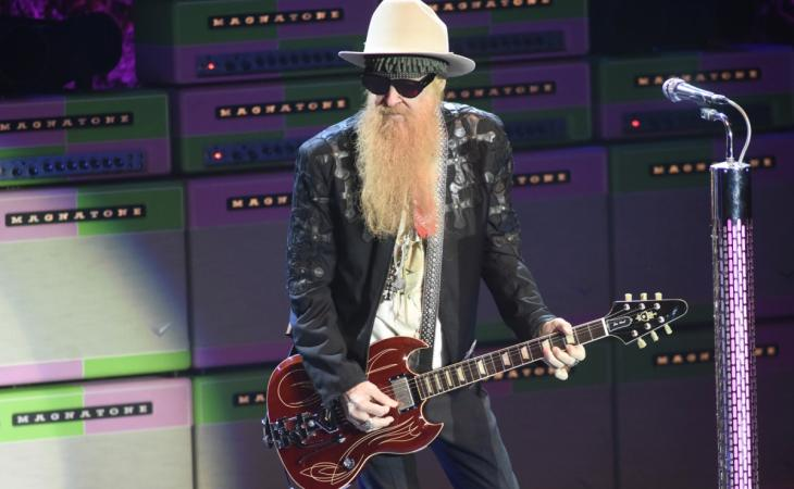 Billy Gibbons: