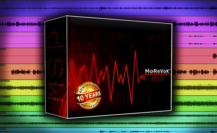 MoReVoX MSP IR Library FREE