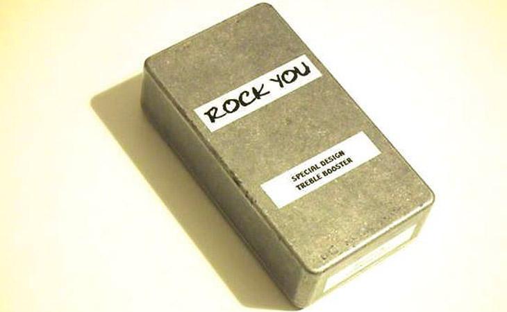 Colombo Audio Electronics Rock You