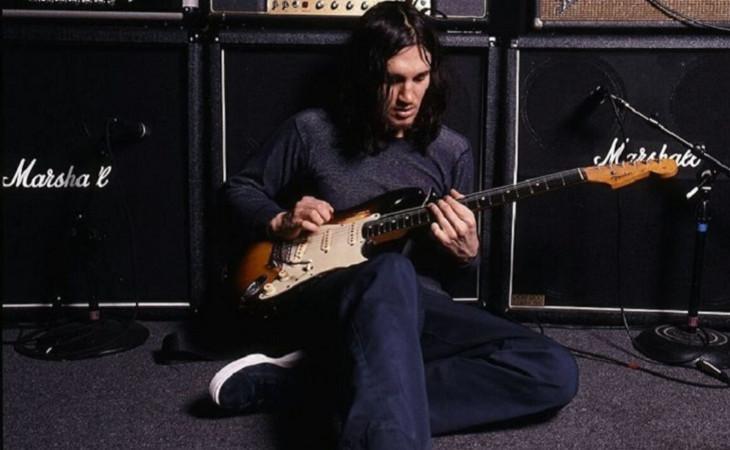 John Frusciante: il nuovo Ep da solista