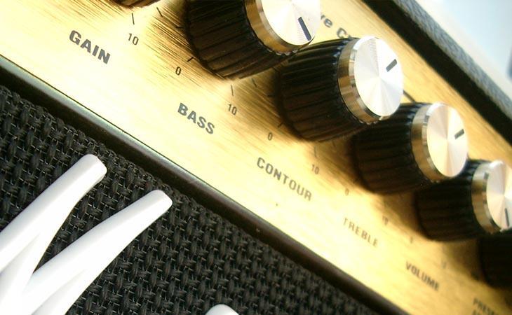 Raddoppiare ingresso e controlli dell'amplificatore