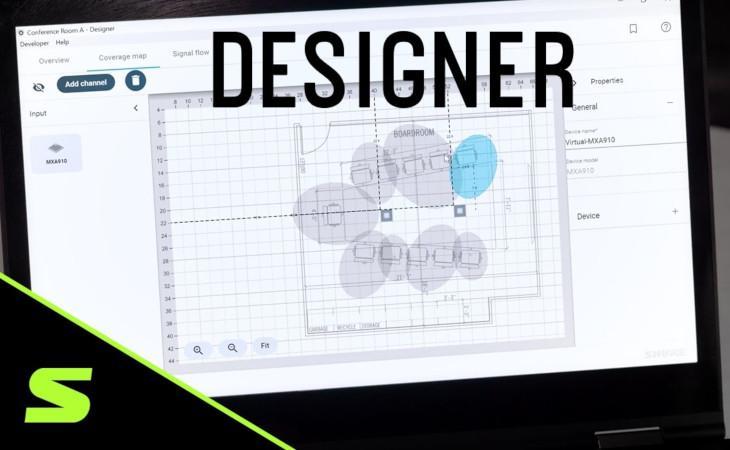 Prase: nuovo tutorial dedicato a Shure Designer