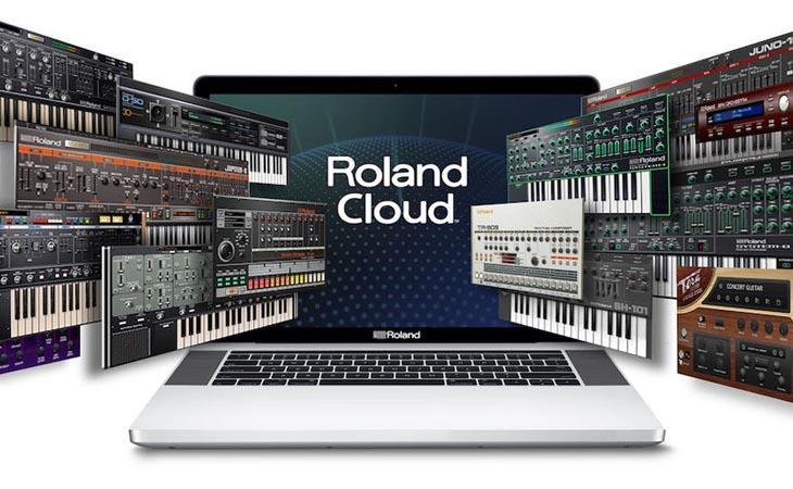 Roland rinnova il Cloud: la libreria virtuale per producer