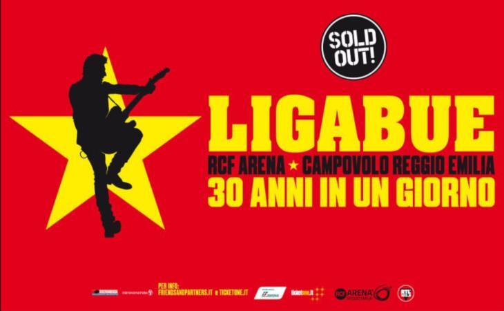 """Ligabue: """"30 Anni In Un Giorno"""" la data prevista per il 12 settembre non può essere confermata"""