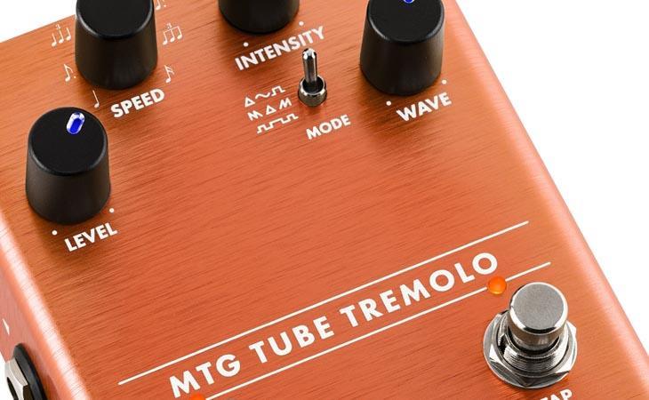 Il classico tremolo a valvole Fender diventa stompbox