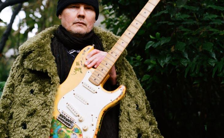 Gish: la Strat del '74 di Billy Corgan