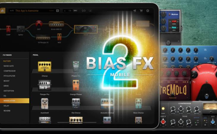 BIAS FX 2: Positive Grid reinventa il rig portatile all-in-one