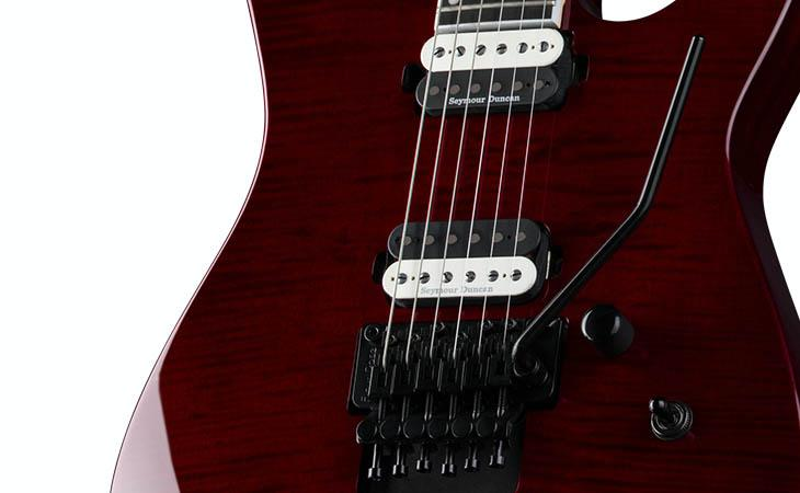 MD 24 Select: super-Strat accessibili da Dean
