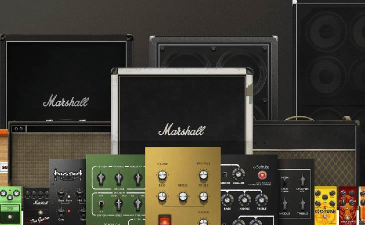 Amp-Room: Softube sull'emulazione professionale per chitarra