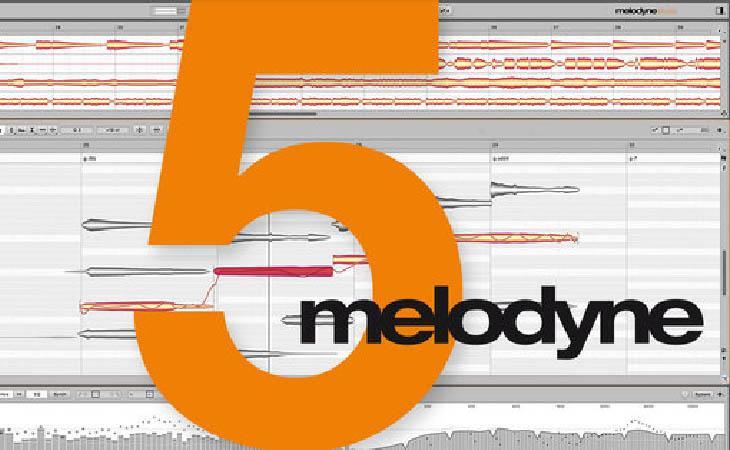 Melodyne 5: pitch correction sempre più avanzata