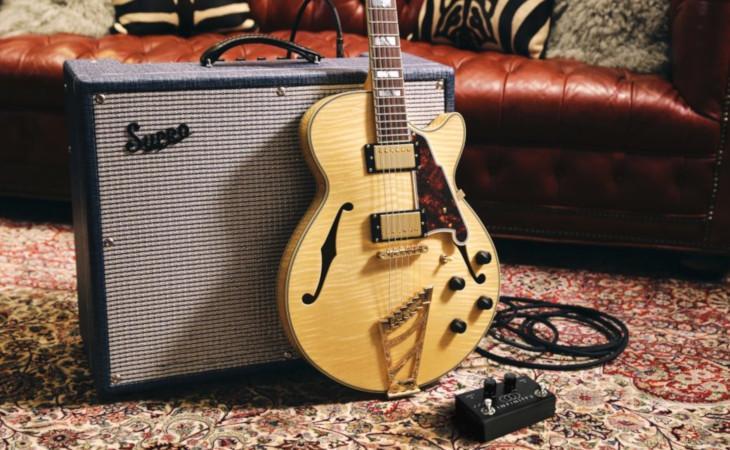 D'Angelico Guitars acquisisce Supro e Pigtronix