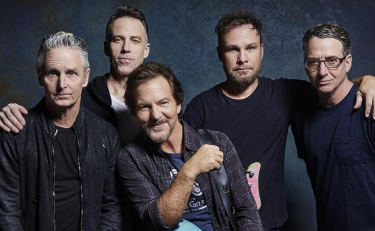 "Pearl Jam: ""Dance of the Clairvoyants"" live in streaming"