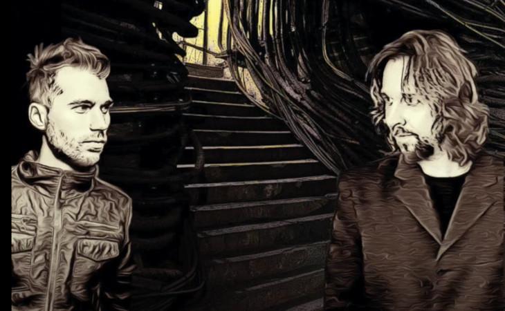 McStine e Minnemann l'album di debutto del duo