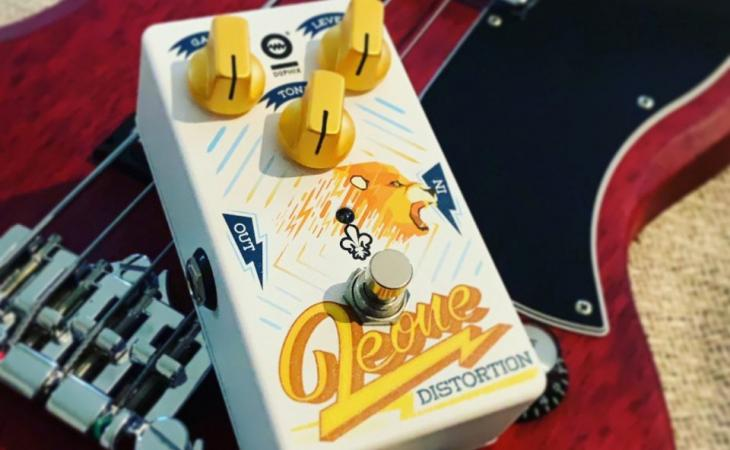 Dophix Leone Bass Distortion: