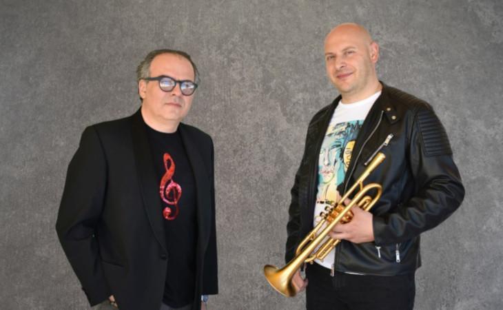 Marco Vezzoso e Alessandro Collina: la versione strumentale di Sally