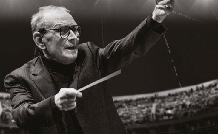Addio Maestro Morricone