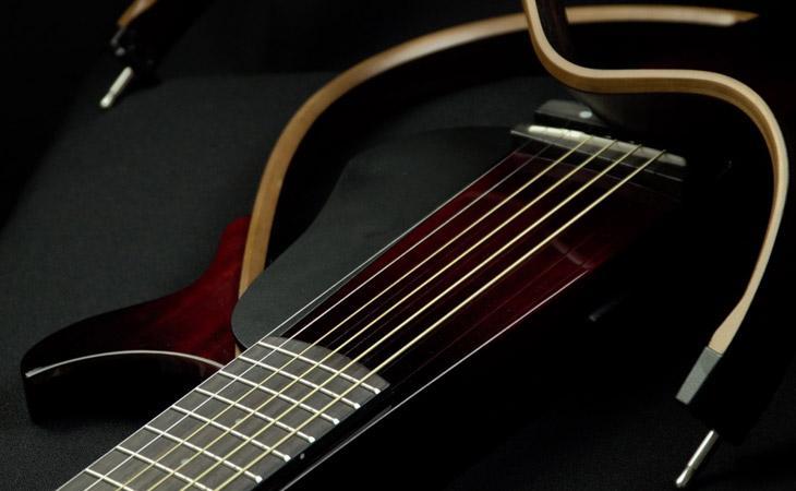 Yamaha SLG200S: la Silent Guitar al suo apice