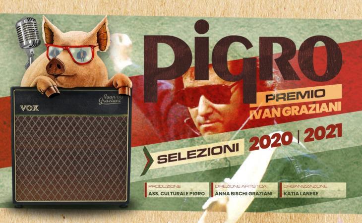 Disponibile il nuovo bando di concorso per il Premio Pigro