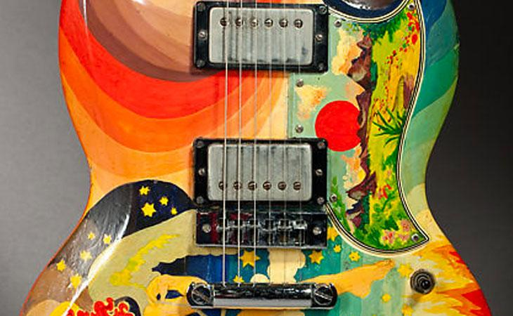 The Fool: la SG del 1964 di Eric Clapton