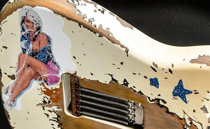 Lady Luck: la Strat del 1962 di Jimmie Vaughan
