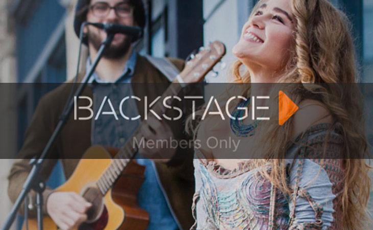 Backstage: il servizio Roland e Boss per gli utenti