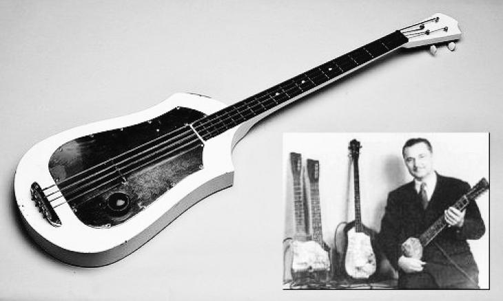 Primi modelli di Basso Elettrico (1930-1947)