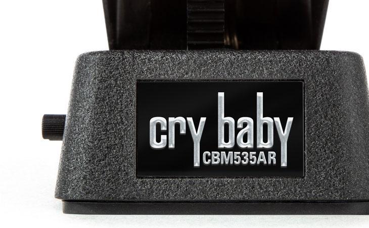Il Cry Baby Mini 535Q ora anche Auto-Return