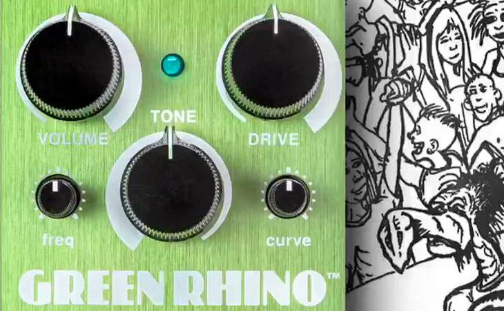 Green Rhino torna in formato compatto