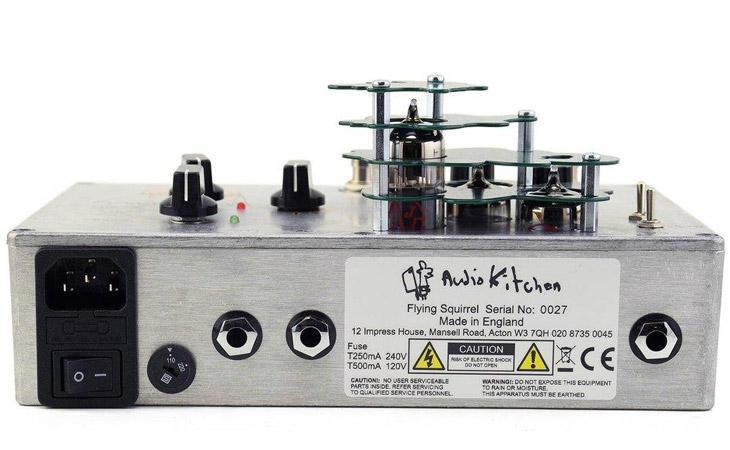 Audio Kitchen The Flying Squirrel: violenta versatilità