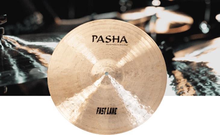 Dietro le quinte di Pasha Cymbals