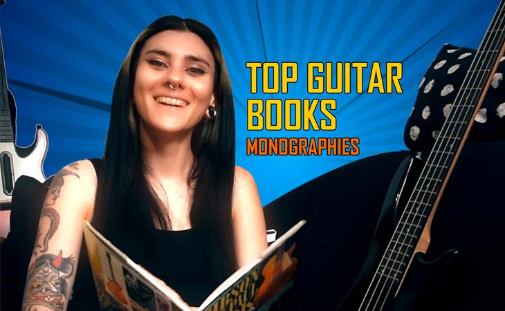 Top guitar books: i libri monografici