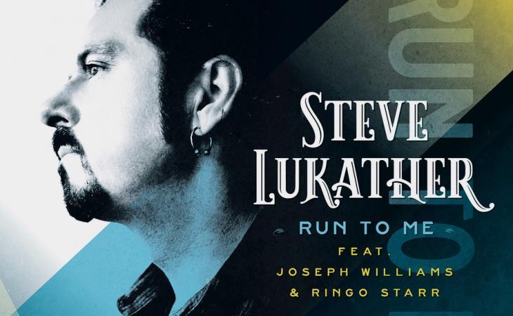 Ringo Starr nel nuovo singolo di Steve Lukather