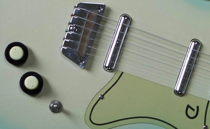Le alternative a Fender e Gibson negli anni '50