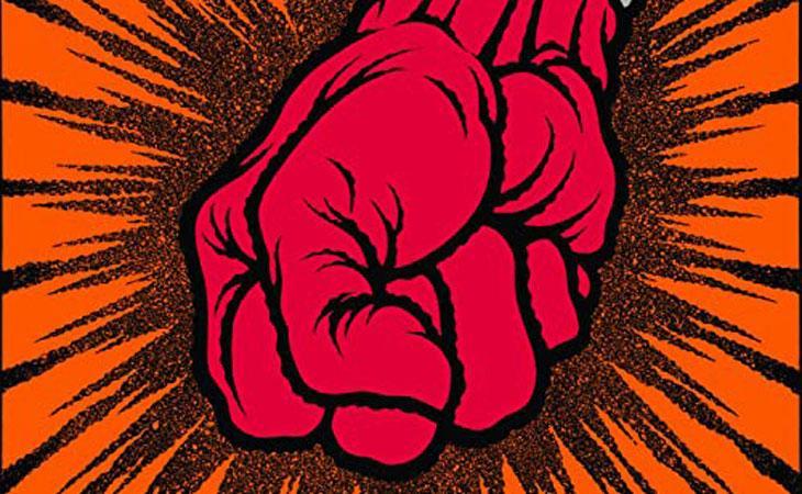 Musica Supposta: Metallica ST. Anger