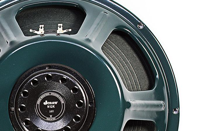 N12K: lo speaker Jensen dei Fender Tone Master